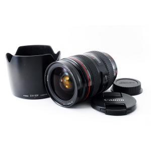 ★極上品 キヤノン Canon EF 24-70mm F2.8L USM 付属品付♪352 bozu-shop