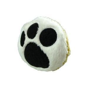 ボアトーイ ペタンコ ブル足 小型犬専用 横約8.5×縦約7.5×厚み約3.5cm|bozu