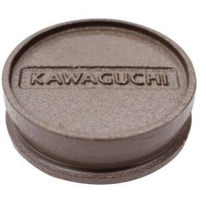 KAWAGUCHI(カワグチ) 手芸用品 ソーイング用 文ちん 78-409 本体:約直径60×厚み20mm bozu
