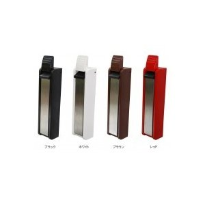 Door stopper PORTE(ドアストッパーポルテ) ブリスター 足 便利 玄関 手 ベビーカー 簡単 買い物 磁石 17×3.7×3.3cm|bozu