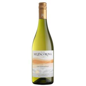 メッツアコロナ プレステージ シャルドネ 辛口 白 イタリア ワイン 750ml|bp-s