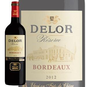 デロー レゼルヴ 赤 750ml(フランスワイン)|bp-s