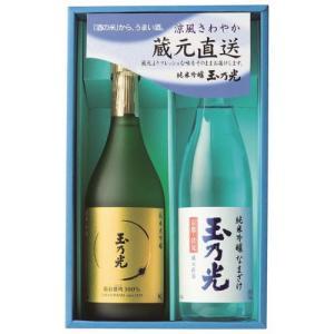 【蔵元直送】玉乃光(京都)日本酒 純米吟醸 蔵元直送ギフト KTO-40