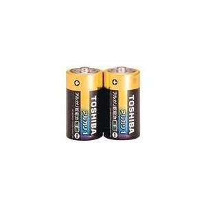 TOSHIBA(東芝)単1アルカリ電池 2本パック LR20AG 2KP bp-s
