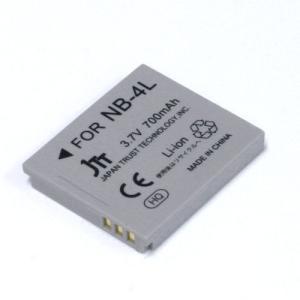JTT(日本トラストテクノロジー)MyBattery HQ 互換バッテリー MBH-NB-4L|bp-s