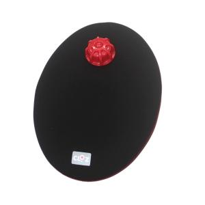 クロッツ やわらか湯たんぽ たまご型タイプ ブラック CLO'Z HY-605-BK