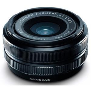 型番 フジノンレンズ XF18mmF2 R  レンズ構成 7群8枚 (非球面レンズ 2枚)  焦点距...
