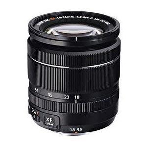 製品名 フジノンレンズ XF18-55mmF2.8-4 R LM OIS  レンズ構成 10群14枚...