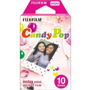 FUJIFILM チェキフィルム キャンディポップ