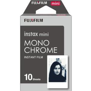 富士フィルム モノクロチェキフィルム モノクローム チェキ用白黒フィルム