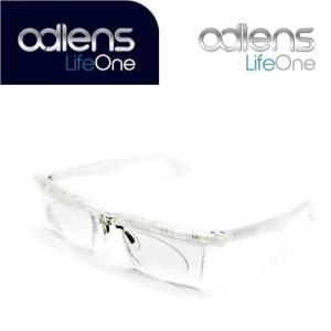 アドレンズ ライフワン クリアー adlens LifeOne 遠視・近視・老眼全対応の視力補正用眼鏡|bp-s