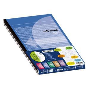 ナカバヤシ ロジカルノート 5冊パック 左脳派 理数系科目向け ノ-B548U-5P【お取り寄せ】|bp-s