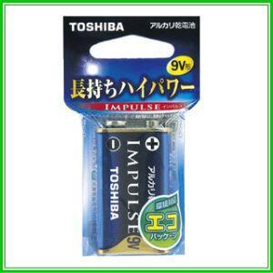 東芝006P角型電池 TOSHIBA 6LF22H EC|bp-s