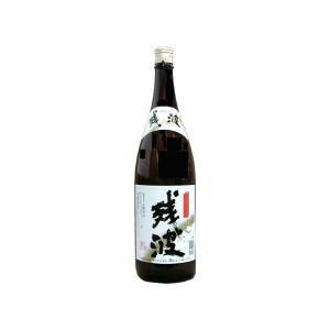 比嘉酒造 残波 乙 30度 1800ml(沖縄泡盛)|bp-s