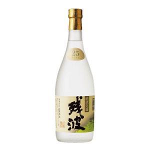 比嘉酒造 残波白 乙 25度 720ml(沖縄泡盛)|bp-s