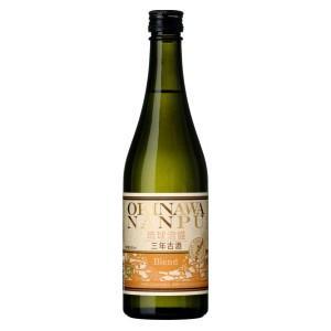 沖縄県酒造協同組合 NANPU ブレンド三年古酒 乙 25度 500ml (沖縄泡盛)|bp-s