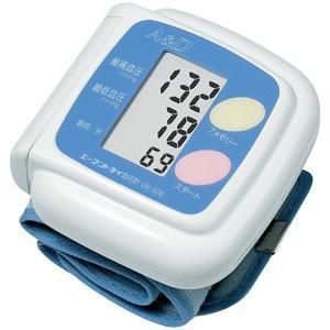 エー・アンド・デイ(A&D)手首式血圧計 UB−328ブルー bp-s