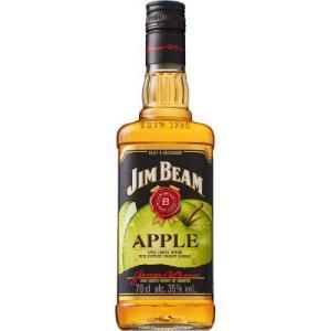 ジムビーム アップル(JIM BEAM) バーボンウイスキー 700ml|bp-s