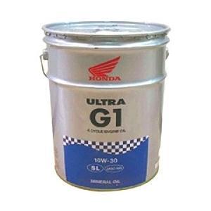 ホンダ純正 エンジンオイル ウルトラG1 10W-30 20L缶