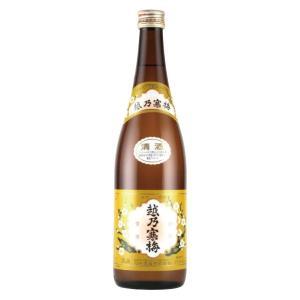 越乃寒梅 白ラベル 普通酒 720ml 石本酒造 bptshop