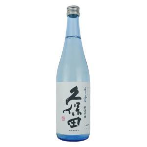 久保田 千寿 純米吟醸 720ml 朝日酒造|bptshop