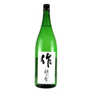 作 純米酒 穂乃智 1800ml