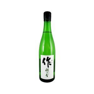 作 純米酒 穂乃智 720ml