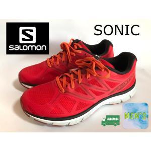 メンズ ランニングシューズ メンズシューズ 靴 サロモン SALOMON SONIC ソニック 3935510029 26.0 26.5|brace-revo