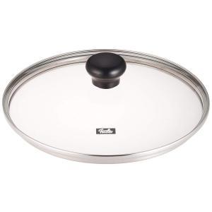 フィスラー 鍋 ふた 圧力鍋用 ガラスカバー 22cm 21-641-226K