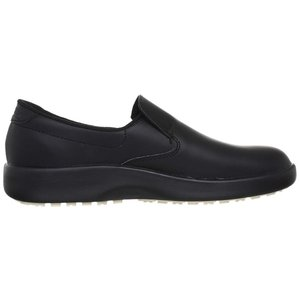 ミドリ安全 作業靴 耐滑 スリッポン H700N H700N ブラック(ブラック/28.0)|braggart4