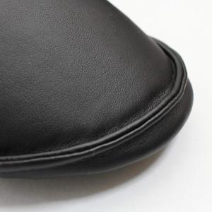 メンズ携帯スリッパ水拭きOKで28cmまで対応 (メンズ, ブラック)|braggart4
