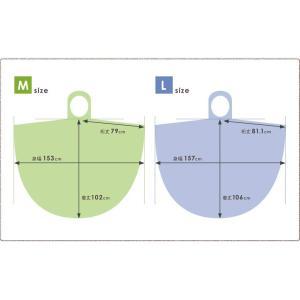 OUTDOOR PRODUCTS(アウトドアプロダクツ) レインポンチョ 全7色 全2サイズ ネイビー L ODPRP-NV-L|braggart4