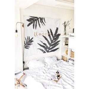 タペストリー 熱帯植物 壁掛け壁画 北欧風 タペストリー多機能ファブリック装飾用品おしゃれ モダンなアート 模様替え 部屋 窓カーテン 個性|braggart4