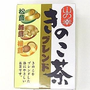 長寿園本舗 きのこ茶 70g|braggart4