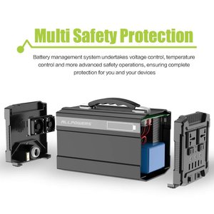ALLPOWERS ポータブル電源 288Wh 78000mAh 家庭用蓄電池 小型発電機 USB ...