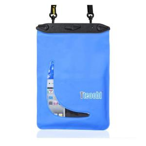 Mercs Tteoobl 防水ケース 100% 完全防水 軽量 ショルダーバッグ 防水保護等級IPX8 海水浴 川遊び プール トラベル|braggart4