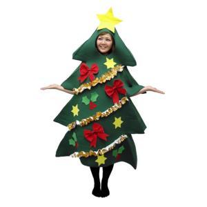 サザック コスチューム クリスマスツリー 大人用 フリーサイズ 2762|braggart4