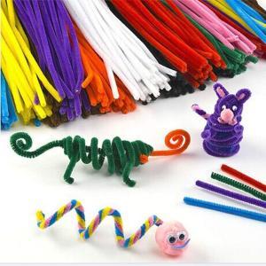 WINOMO モール 工作 手芸モール DIY飾り物 シェニール・スティック 10色300本 クリスマスツリー飾り 子供知育玩具|braggart4