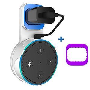 SPORTLINK Echo Dot 壁掛け ホルダー Dot 第二世代 スマート スピーカー マウ...