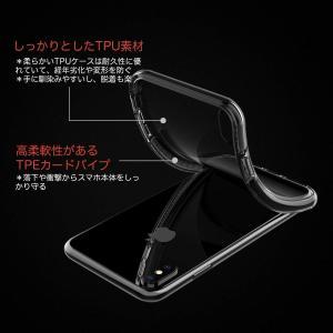 Nimaso N1 iPhoneXS Max 専用保護ケース 二重衝撃吸収耐衝撃 Qi充電対応 フイ...