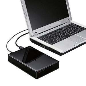 エレコム ELD-EEN010UBK USB3.0外付けハードディスク/ハードウェア暗号化/パスワード保護/1TB/e:DISK Safe|braggart4