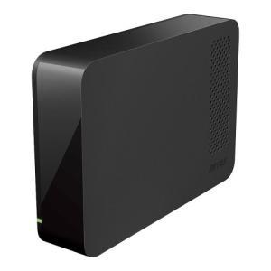 BUFFALO ターボPC EX2 USB3.0用 外付けHDD 3TB ブラック HD-LC3.0U3-BK|braggart4