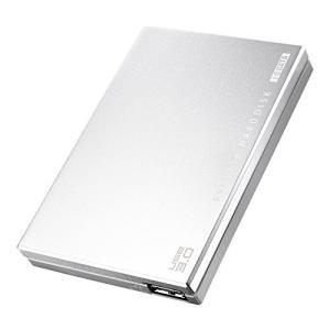 アイ・オー・データ機器 USB3.0/2.0ポータブルHDD超高速カクウスシルバー 500G HDPC-UT500SE 旧モデル|braggart4