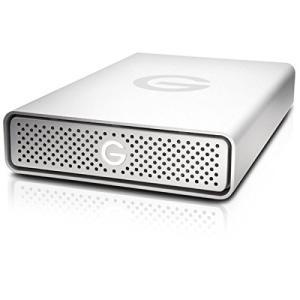 HGST 外付ハードディスクドライブ(10TB) G-Technology G-DRIVE USB-C 0G05681|braggart4