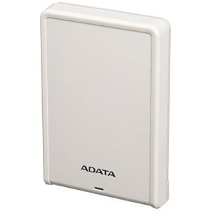 ADATA Technology HV620S 外付けハードドライブ 4TB ホワイト AHV620S-4TU31-CWH|braggart4