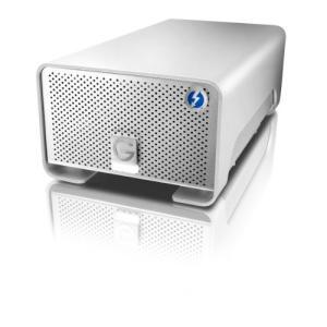 HGST 0G02292 G-Technology G-RAID with Thunderbolt 4TB 外付ハードディスク (4TB) braggart4