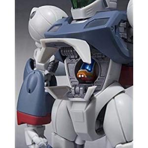 ROBOT魂 銀河漂流バイファム SIDE RV バイファム (ツインムーバー装備) 約125mm ABS&PVC製 塗装済み可動フィギュア|braggart4