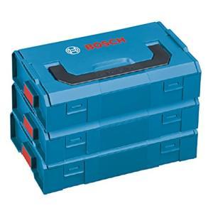 BOSCH(ボッシュ) L-BOXX(エルボックス) ボックスミニ 3個セット L-BOXX-MINI3|braggart4