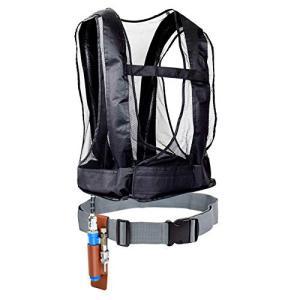 熱中症対策 個人冷却器 クールベスト エアクーラー コンプレッサー冷却 古典製品 アップグレード WEUN 002型 braggart4