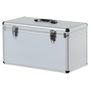 アイリスオーヤマ アルミケース ソリッドケース 工具収納ケース 工具箱 W約50×D約27.5×H約30.5cm SLC-50T|braggart4